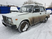 Омск 2107 2011