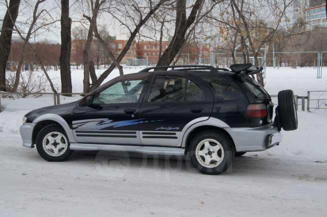 Nissan Lucino, 1997 год, 200 000 руб.