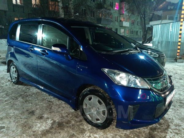 Honda Freed, 2012 год, 850 000 руб.