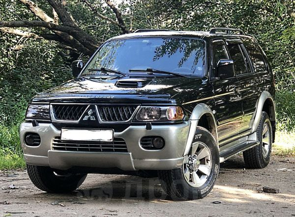 Mitsubishi Pajero Sport, 2007 год, 699 000 руб.