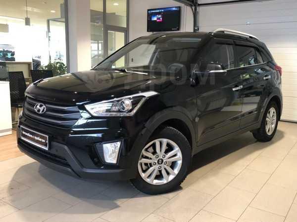 Hyundai Creta, 2018 год, 1 040 000 руб.