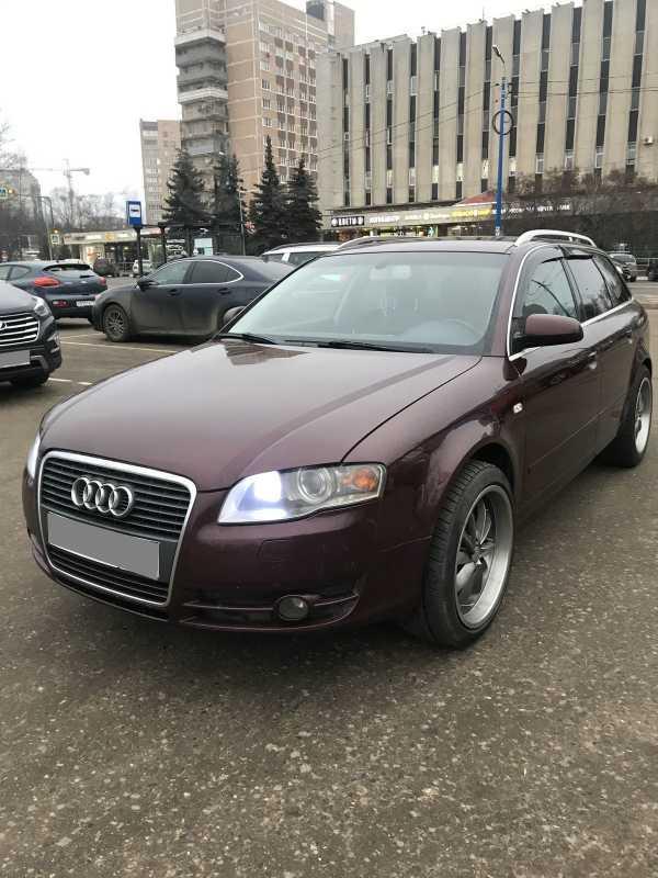 Audi A4, 2005 год, 375 000 руб.