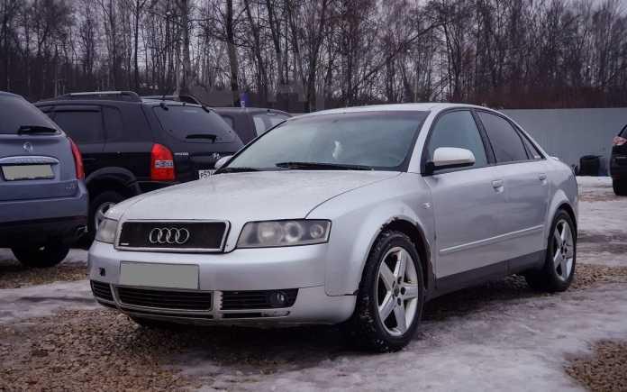Audi A4, 2002 год, 189 000 руб.
