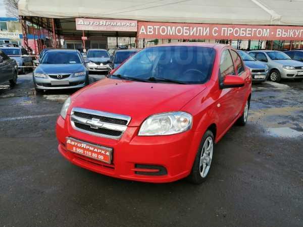 Chevrolet Aveo, 2008 год, 198 000 руб.