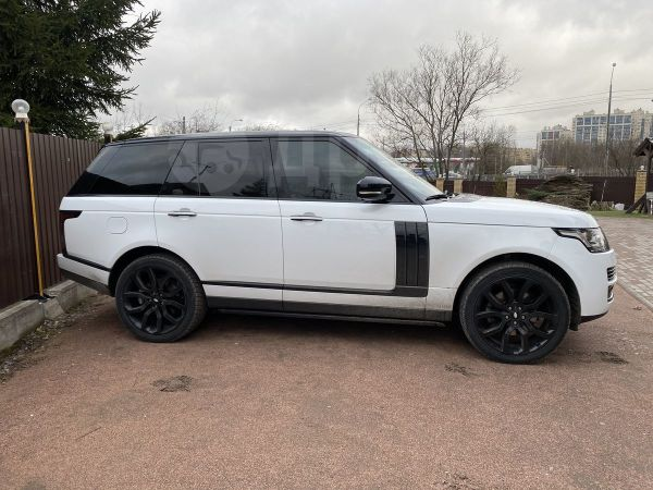 Land Rover Range Rover, 2014 год, 2 390 000 руб.