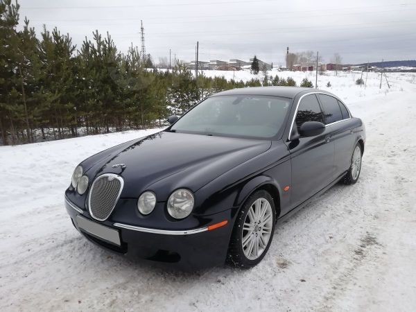 Jaguar S-type, 2007 год, 465 000 руб.