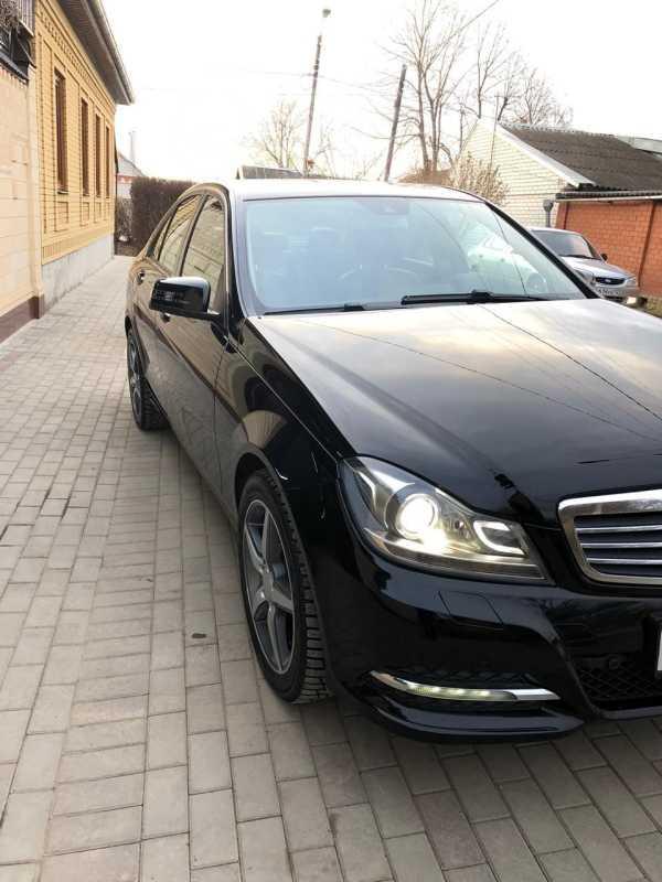 Mercedes-Benz C-Class, 2013 год, 850 000 руб.