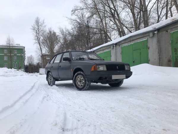 Москвич 2141, 1995 год, 70 000 руб.