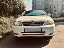 Усть-Илимск Corolla 2000