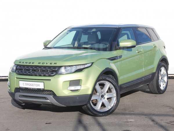 Land Rover Range Rover Evoque, 2012 год, 1 200 000 руб.