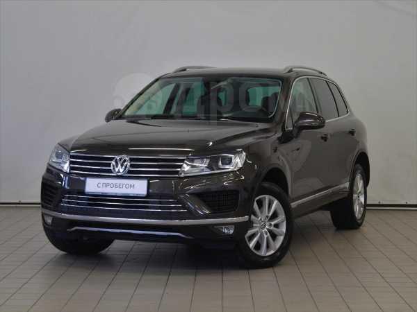 Volkswagen Touareg, 2016 год, 2 324 000 руб.