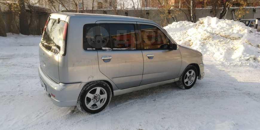 Nissan Cube, 1999 год, 95 000 руб.
