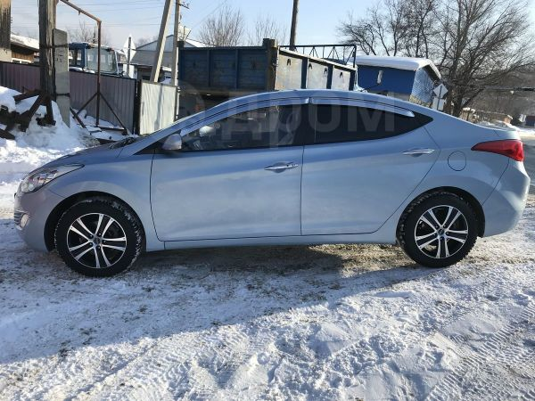 Hyundai Avante, 2010 год, 600 000 руб.