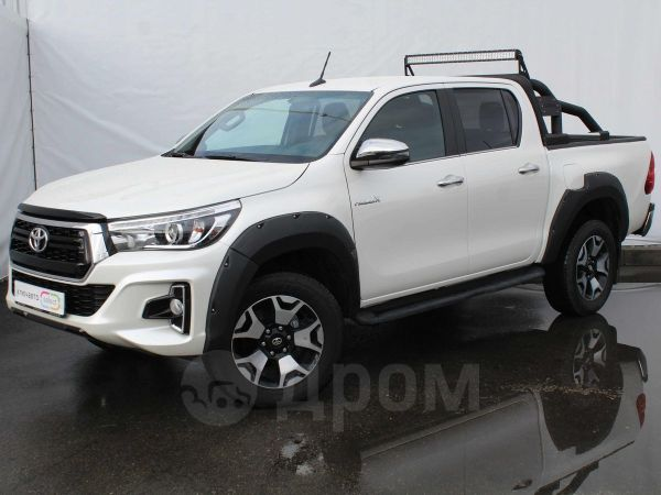 Toyota Hilux Pick Up, 2019 год, 3 000 000 руб.