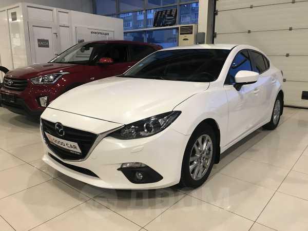 Mazda Mazda3, 2015 год, 829 000 руб.