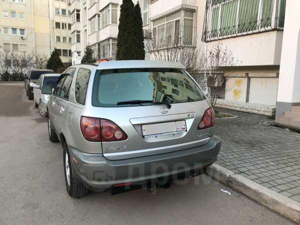 Lexus RX300, 1999 год, 485 000 руб.