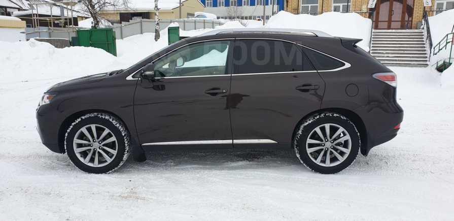 Lexus RX270, 2014 год, 1 680 000 руб.