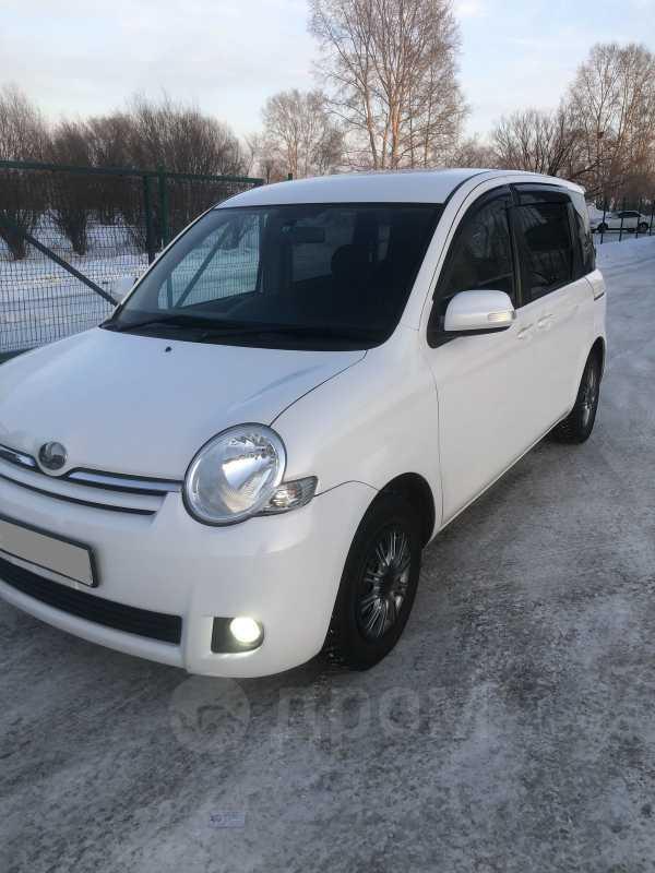 Toyota Sienta, 2010 год, 465 000 руб.