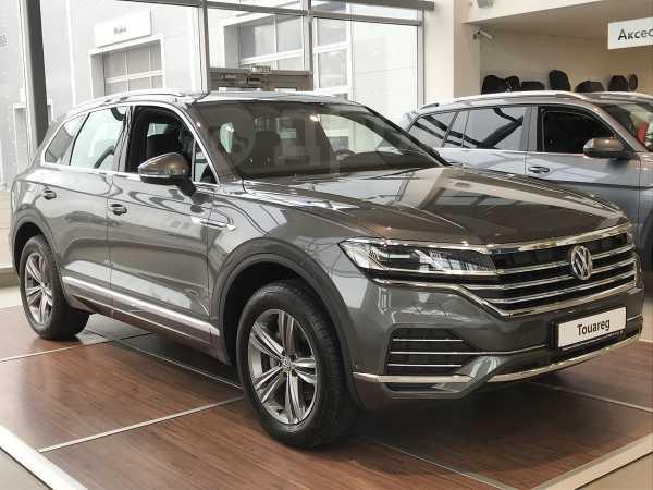 Volkswagen Touareg, 2019 год, 4 951 905 руб.