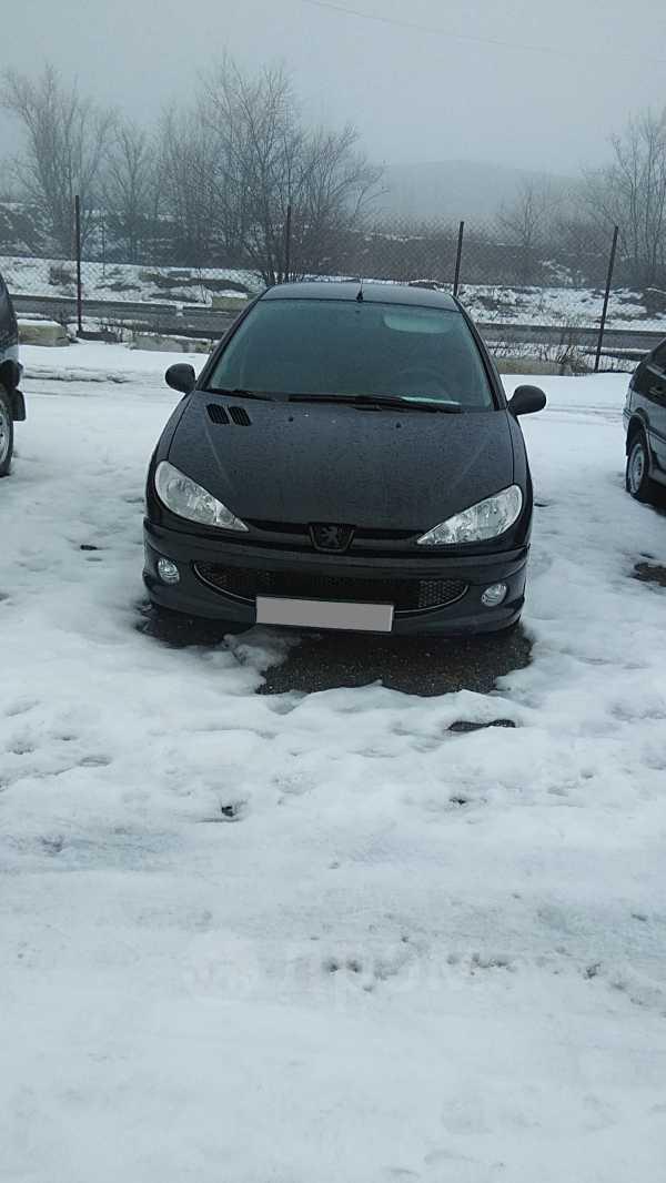 Peugeot 206, 2006 год, 188 000 руб.