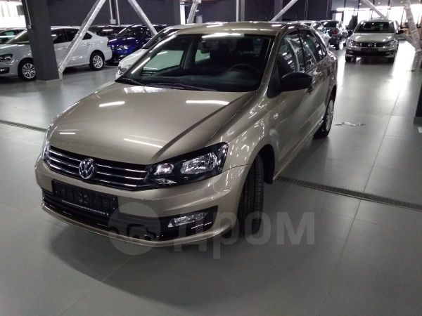 Volkswagen Polo, 2020 год, 859 000 руб.