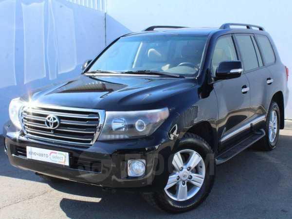 Toyota Land Cruiser, 2013 год, 2 320 000 руб.