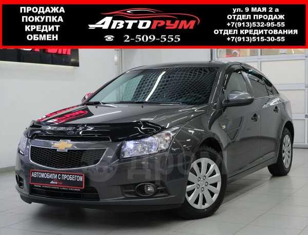 Chevrolet Cruze, 2011 год, 417 000 руб.