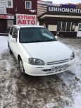 Toyota Starlet, 1997 год, 119 000 руб.
