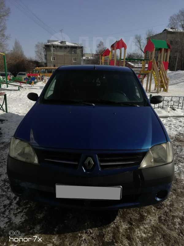 Renault Logan, 2006 год, 200 000 руб.