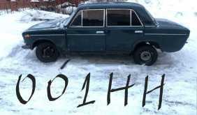 Комсомольск-на-Амуре 2106 1986