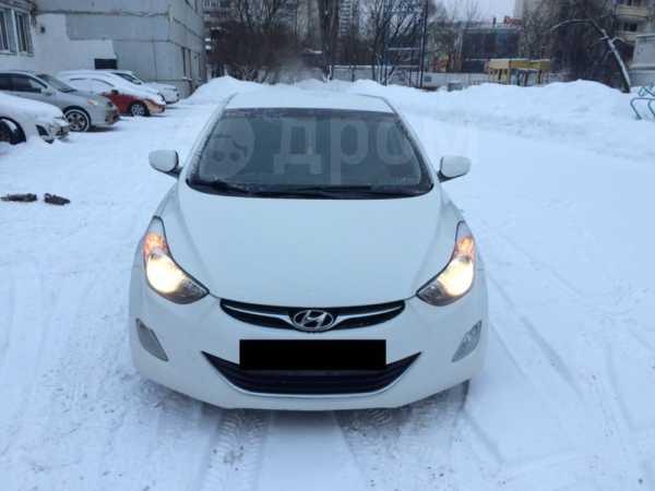 Hyundai Avante, 2010 год, 530 000 руб.