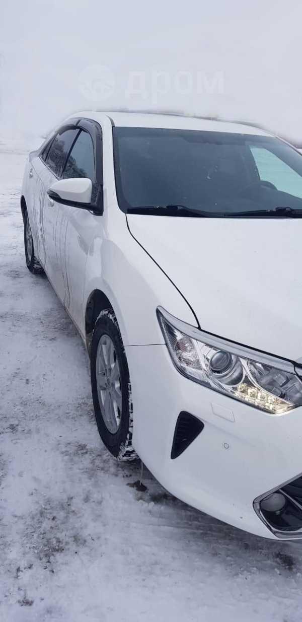 Toyota Camry, 2015 год, 1 030 000 руб.