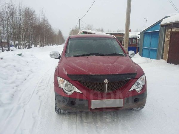 SsangYong Actyon Sports, 2009 год, 330 000 руб.