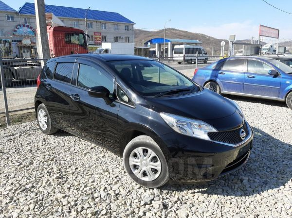 Nissan Note, 2015 год, 637 000 руб.