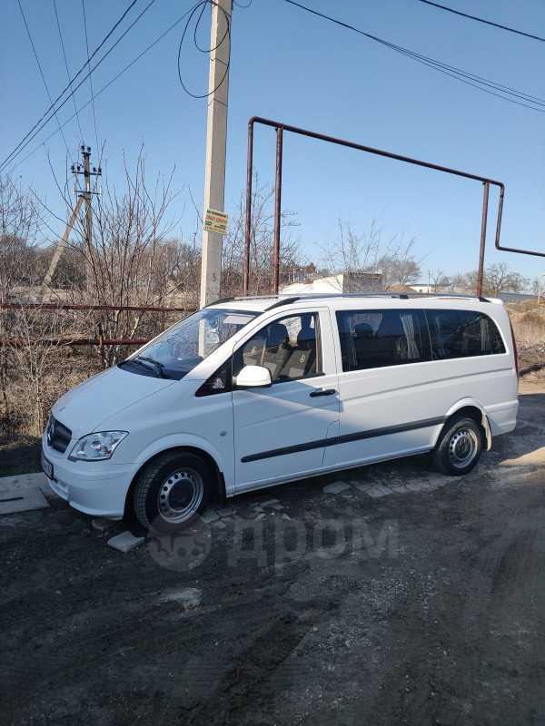 Mercedes-Benz Vito, 2011 год, 1 150 000 руб.