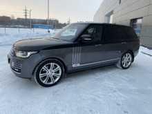 Новосибирск Range Rover 2017