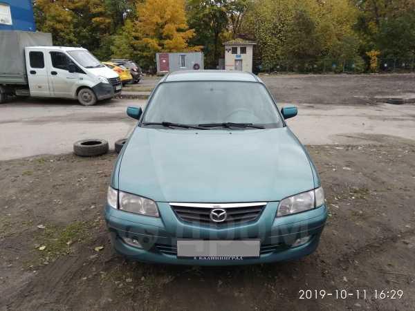 Mazda 626, 1999 год, 110 000 руб.
