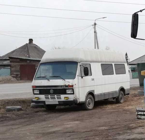 Volkswagen California, 1989 год, 140 000 руб.