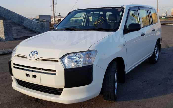 Toyota Succeed, 2017 год, 635 537 руб.
