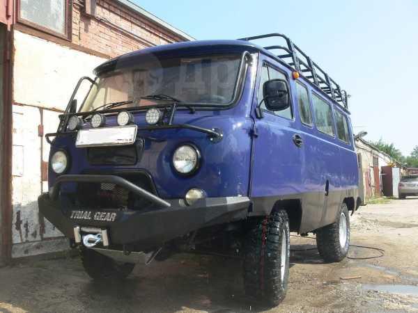 УАЗ Буханка, 2003 год, 390 000 руб.