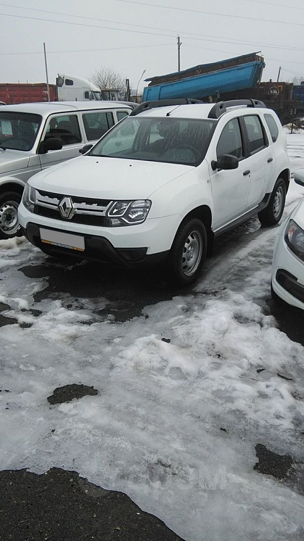 Renault Duster, 2019 год, 845 000 руб.
