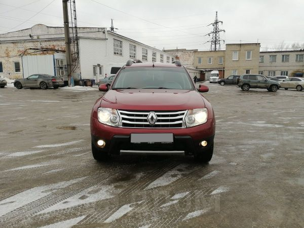 Renault Duster, 2013 год, 455 000 руб.