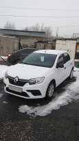 Renault Logan, 2019 год, 599 000 руб.