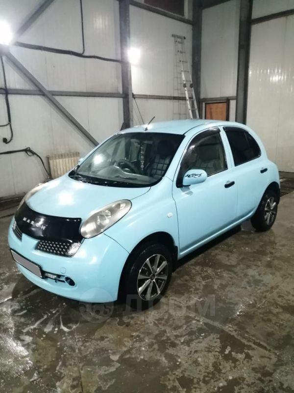 Nissan March, 2005 год, 229 000 руб.
