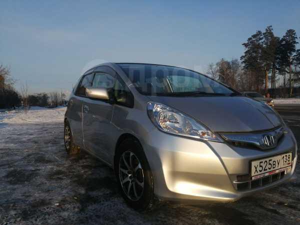 Honda Fit, 2011 год, 555 555 руб.