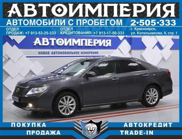 Toyota Camry, 2013 год, 978 000 руб.
