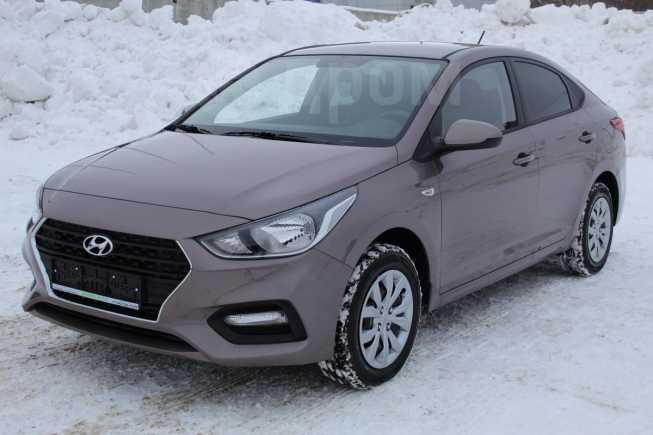Hyundai Solaris, 2019 год, 834 000 руб.