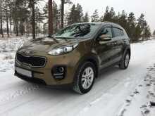 Улан-Удэ Kia Sportage 2016