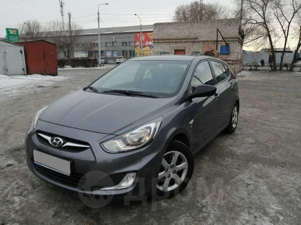 Hyundai Solaris, 2013 год, 490 000 руб.