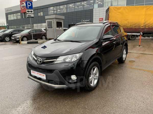 Toyota RAV4, 2013 год, 1 025 000 руб.
